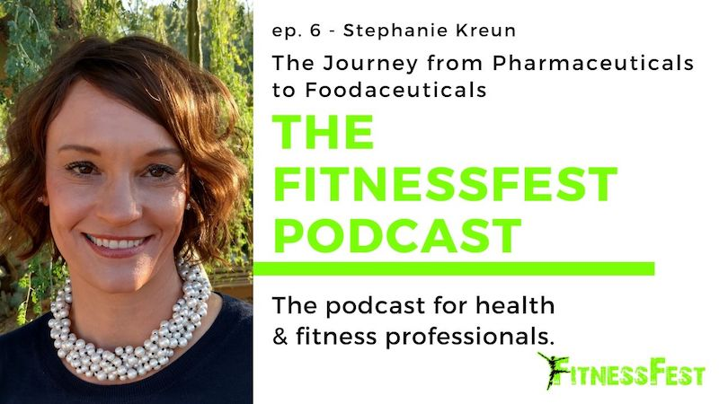 The Journey from Pharmaceuticals to Foodaceuticals feat. Stephanie Kreun