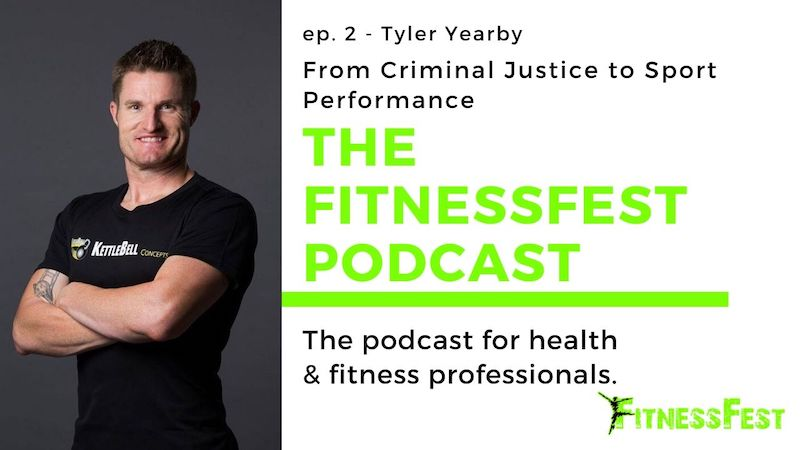 From Criminal Justice to Sport Performance feat. Tyler Yearby