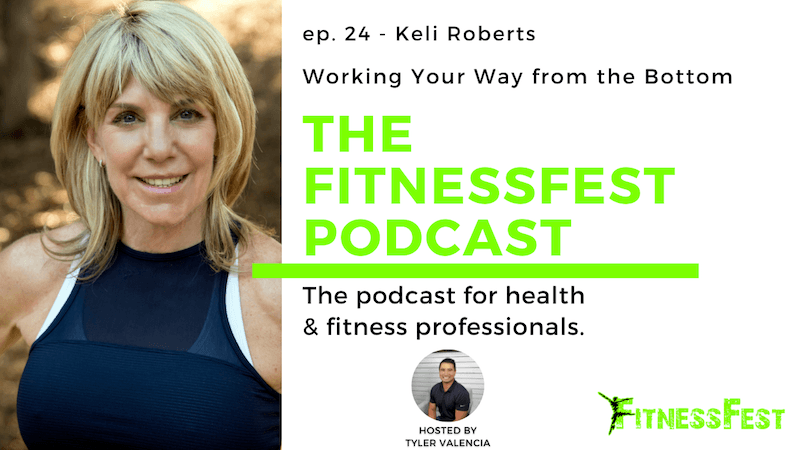 Working Your Way from the Bottom feat. Keli Roberts