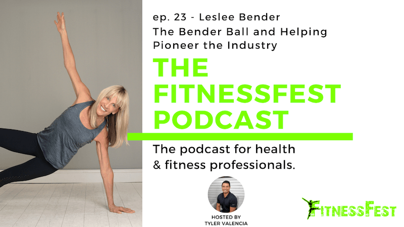 The Bender Ball and Helping Pioneer the Industry feat. Leslee Bender